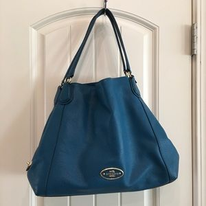 Coach large NWOT purse